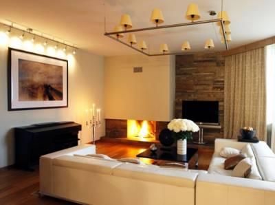 Интерьер квартиры: правильное освещение